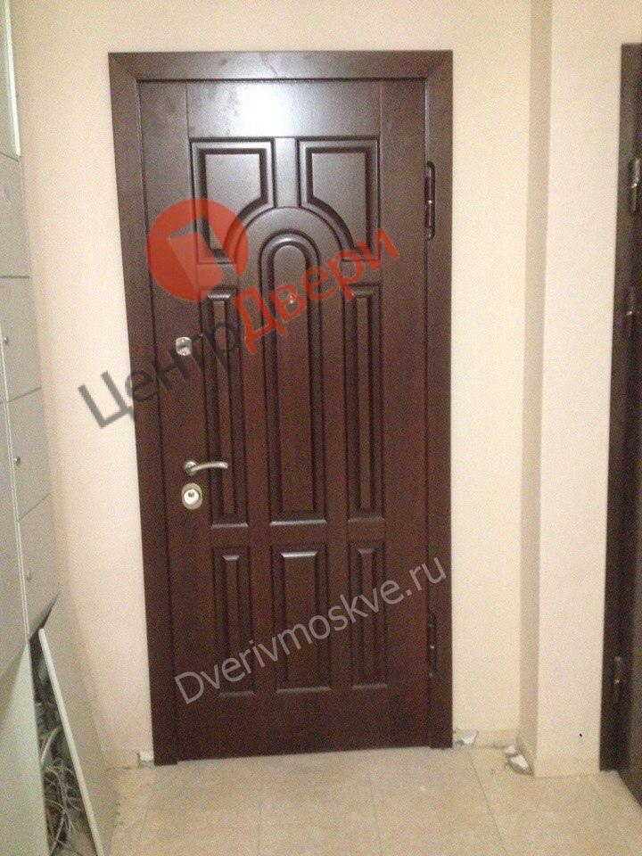 расценки на установку металлических дверей в новом доме москва
