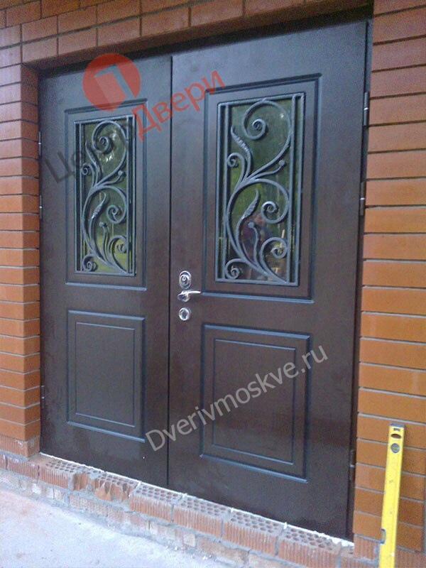 заказать установку металлической двери в юао города москвы